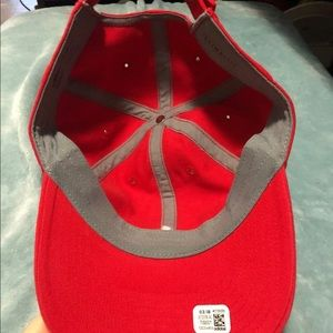 8af0cb7cc80 adidas Accessories -  26 Women s Fit Adidas Hat Red